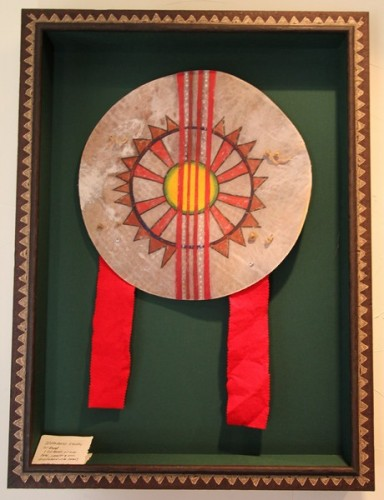 Comanche War Shield